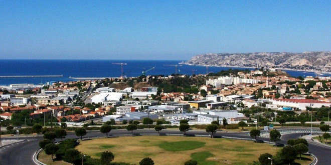 Francouzský přístav Marseille stojí za návštěvu