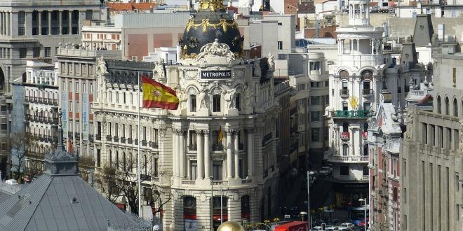 Madrid  – španělské velkoměsto plné zábavy