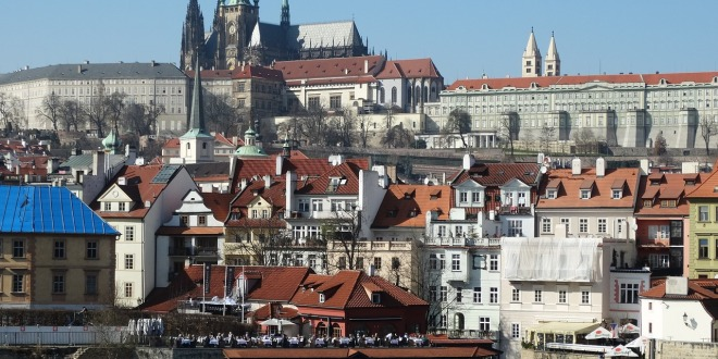 Praha  – Ubytujte se v centru Evropy