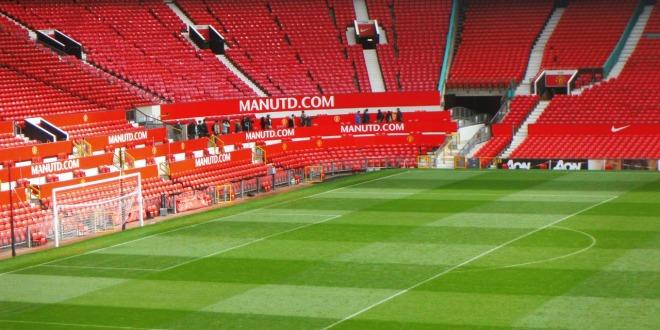 Ráj všech nadšenců fotbalu – anglický Manchester