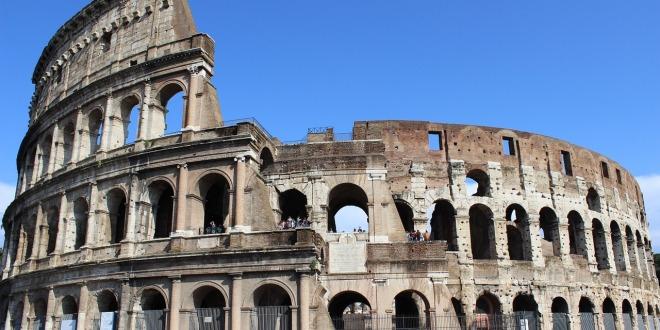 Řím – město sahající do antiky