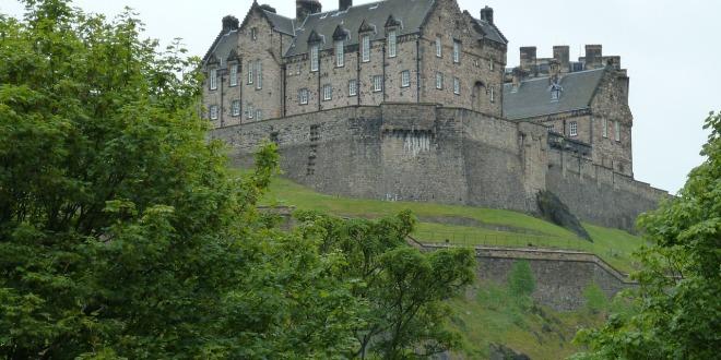 Skotské rodiště Whisky – Edinburgh