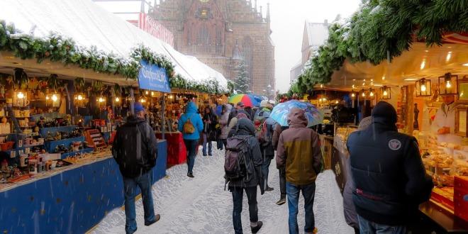 Kde v Evropě narazit na nejlepší vánoční trhy