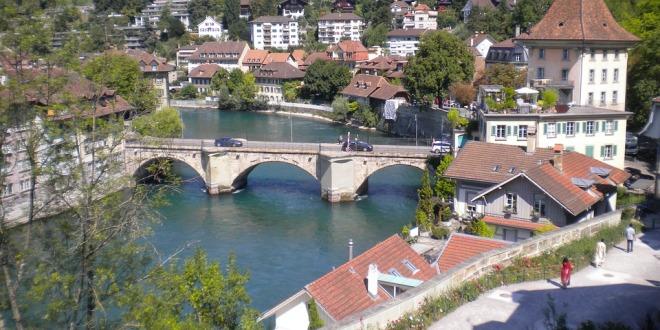 Ve Švýcarsku nejen do Bernu