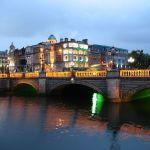 Dublin: hlavní město zeleného ostrova