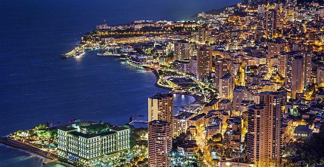 Krásné a mondénní Monte Carlo