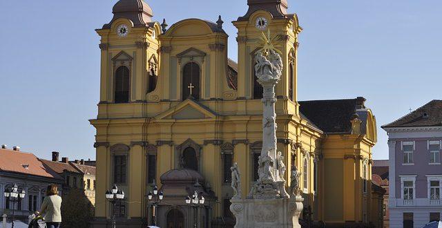 Objevte kouzlo Temešváru
