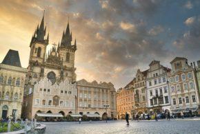Jaké máte možnosti ubytování v Praze?