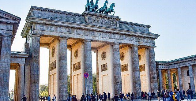 Ubytování Berlín