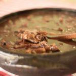 Portugalské jídlo feijoada