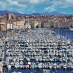 Francouzský přístav Marseille