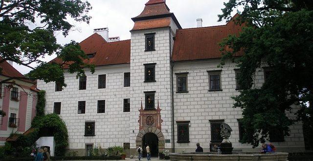 Hotel Třeboň – středisko CHKO Třeboňsko