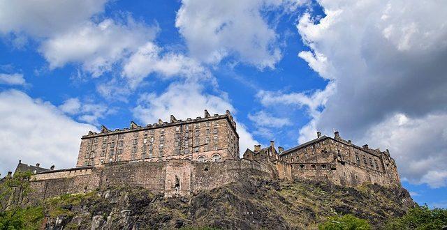 Ubytování Edinburgh – město festivalů a historických památek