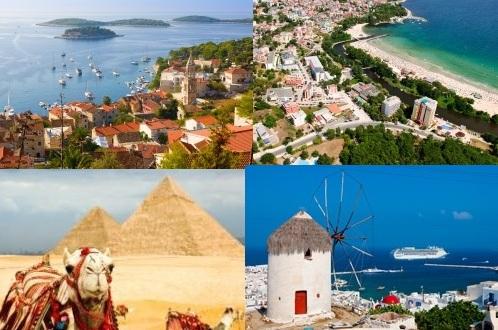 First minute viajes – ¡una recompensa por comprar viajes con antelación!