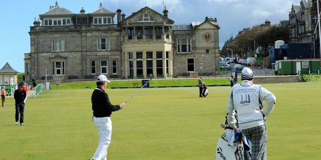 Scottish paradise for all tourists – St Andrews