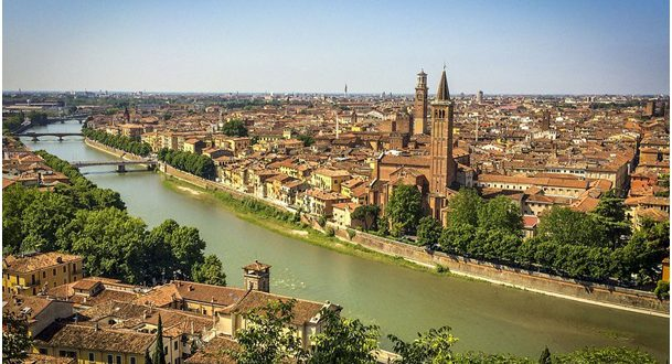 Verona: the City of Love and Romance