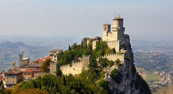San Marino, the undiscovered treasure of Italy.