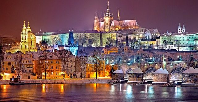 Where to go this weekend in Prague