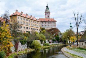 Hotel Český Krumlov – gate of the Bohemian Forest