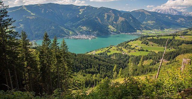 Ubytování na horách – vydejte se do Rakouska