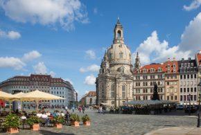 Ubytování Drážďany – město památek a muzeí