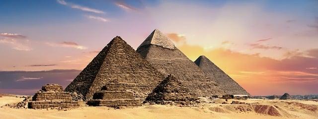 Ubytování Egypt – nejen na návštěvu do dávné historie